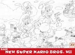 MOSM - New Super Mario Bros. Wii by LuigiStar445
