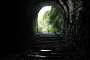 through the tunnel 2 by rayna23