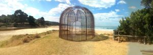 Full dome install at Lorne. by ibendit