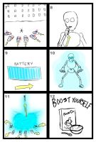 Cereal Storyboard 2 by HereticLosMorte
