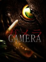 Gamera movie poster by Ucaliptic