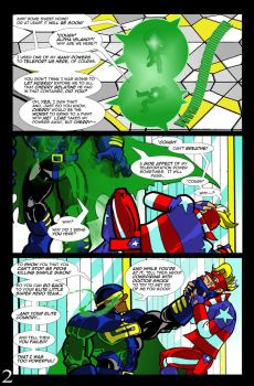 Great American War part 3 page 2 by bogmonster