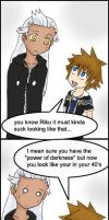 KH2 Comic - Truth About Riku.. by Krazy-Chibi