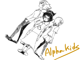 alpha kids by Noreum
