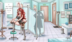 Adv. in TR7, Are you feeling lucky? by veika