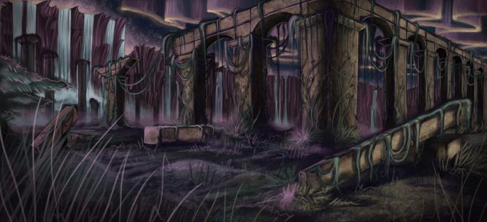 Ruins by 0Corcoran