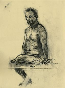 Life Drawing 2012: 02 by napoleoman