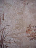 Wood Flower Wallpaper 4 by kizistock
