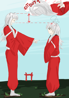 The one time Inuyasha liked the words: Sit boy! by Vicipedia