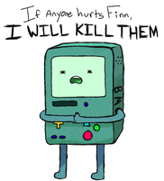 Beemo by weter11