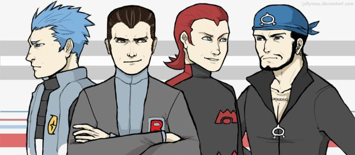 Team Leaders by joltyness