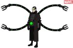 Marvel - Doctor Octopus 2015 by HewyToonmore