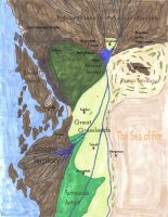 Map of Feloria 2014 by SpudCreations