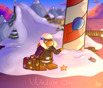 Waddle On... by Penny2415