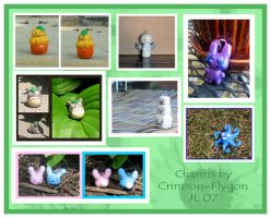 Charm Collection 4 by pookat