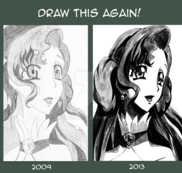 Draw This Again by akanemanga
