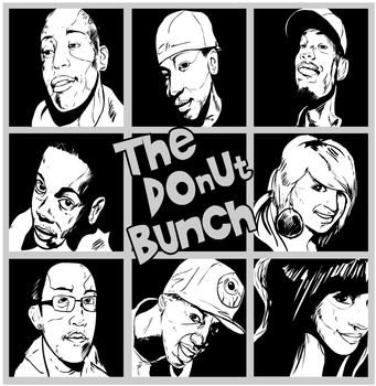 DOnUt Bunch by geereezy