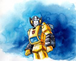 Sketchbook Sunstreaker by The-Starhorse