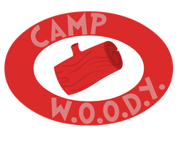 Camp W.O.O.D.Y.: The Logo V1 by DaCommissioner