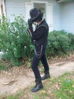 Michael Jackson Costume 4 by GEW42
