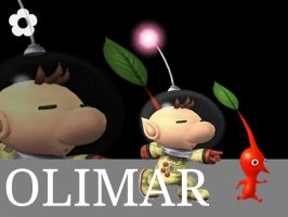 Olimar artwork by RoxasXIIkeys