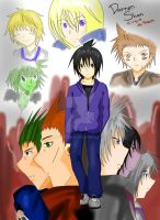 The Saga of Darren Shan by mofochika