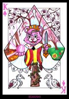 GB: King Of Spades by BEAR2041