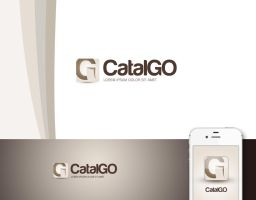 Catalgo logo design by Nalge