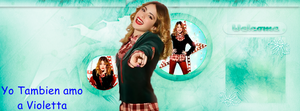 Yo tambien amo a Violetta by EugeeTinistaForever