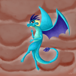 Ember is Awesome on Her Own by catz537