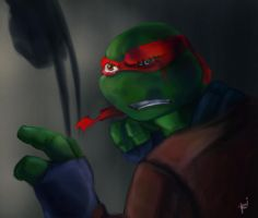 You have the last chance Raphael by Netrorev