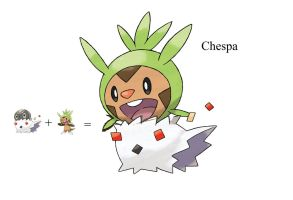 Chespa by GottaCatchThemAll1