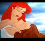 What if Ariel saved Belle? by xavierhaven