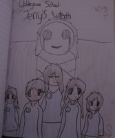Jerry's Wrath Cover by Lithekitty1235