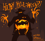 Mr. jack-o-lanteRn by SulphurSpoon