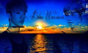 Blue Warriors mymy-l by mymyel