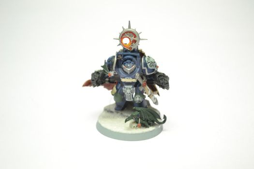 Draconis Chapter Marneus Calgar Count-as by Atreius-Lux