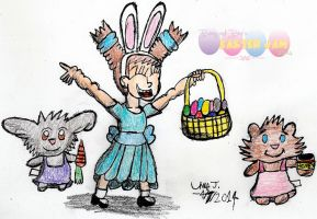 Art Jam Entry-Easter Fun by Urvy1A