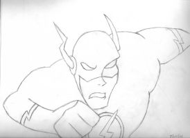 Sketch: Flash by SirBomble