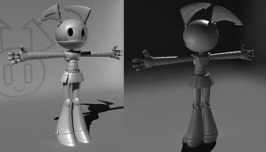 Jenny 3d wip 2 by 14-bis