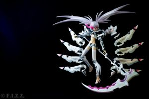 White Rock Shooter Figma by thechevaliere