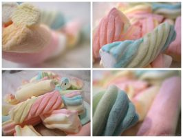Marshmallows by Lou-HotChocolate