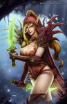 Valeera Sanguinar (World of Warcraft) by SamDelaTorre