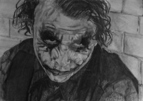 Joker by Patrick-Kennedy-Art
