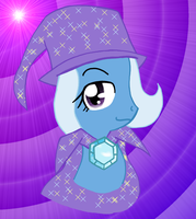 The Great and Powerful Trixie by IIbukiMioda