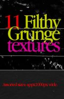FILTHY GRUNGE textures by alizarinplains