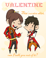 DW - 2011 Valentine 04 by cutepiku