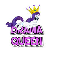 Discription_Drama Queen by X-TURENT