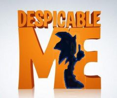Despicable ME feat. Sonic by mariokidd319