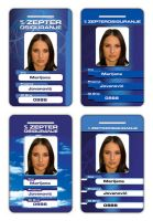 id cards for a client by djnick2k
